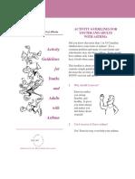 Acute Asthma Brochure