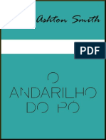 O Andarilho Do Pó - Clark Ashton Smith