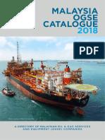 Malaysia Directory O&G 2018