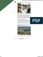 Jabatan Akuakultur UPM Kongsi Kepakaran Dengan Syarikat Ternakan Udang