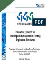 Hydro Matrix