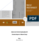 Price of unsustainability
