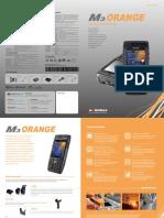 M3 Orange Manual