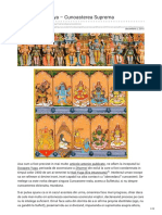 Despre Mahavidya - Cunoasterea Suprema