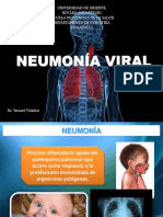 Neumonc3ada Viral
