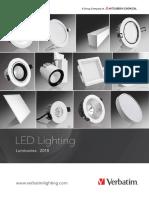 LED Luminaires Flyer