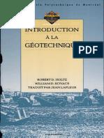 Introduction a La Geotechnique