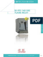 Combustion Energy Flame Relay Ionization Flame Detector 600 Ifd 140 Srs Sil 2 Flame Relay Datasheet 02