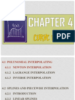 Chapter 4 Curve Fitting