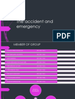 The accident and emergency.pptx