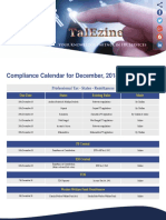 "TalentPro's Newsletter ""TalEzine"" December, 2018 Edition"