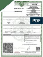 Acta de Nacimiento MECJ970220HNLRNV09