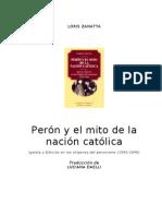 Zanatta Peron y El Mito