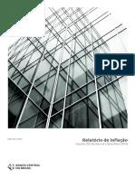 Relatório Trimestral de Inflação - Banco Central