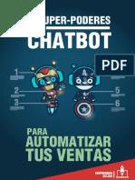 GUÍA - 6 Super Poderes de Un Chatbot Para Automatizar Las Ventas de Tu Negocio