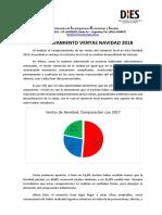 Informe Navidad 2018