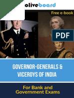E Book Governor Generals Viceroys