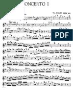 Mozart Flute Concerto Solo, Full