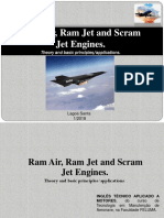 Raim Air, Ram Jet e Scram Jet Engines 1