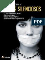 Gritos Silenciosos - Paula Zubiaur