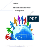 Needs of Human Resource Management in an Organisation