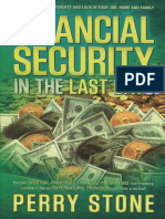 Financial Security in the Last - Perry Stone
