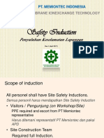 Induction HSE