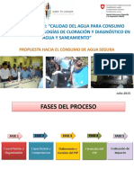 Exposicion Calidad Agua - GRVCS