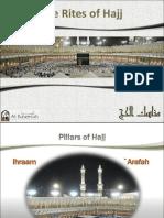 The Rites of Hajj