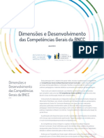 Dimensões e Desenvolvimento das Competências Gerais da BNCC