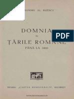 Domniile românești până la 1866 - Al. Buzescu.pdf