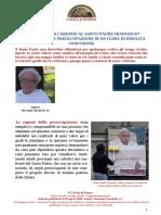 29.08.2018 Giovani Cavalcoli Che Sta Accadendo Al Santo Padre Francesco 1
