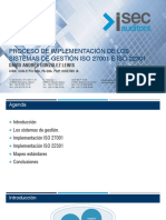 20171130 Proceso Implementacion SGSI SGCN Dagonzalez