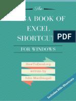 Advance shortcuts Excel
