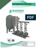 sistemas de presión