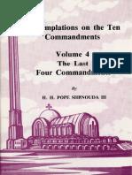 Ten Commandments v4 - Seventh to Tenth
