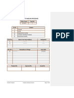 Complaint Handling Procedure for a Property Maintenance/ Management Company