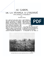 Review on the Gabonese Rivers
