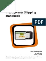 SenseBig Transformer Shipping Impact Recorder Handbook