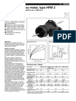 Bosch maf sensor system datasheet