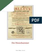 Hexenhammer