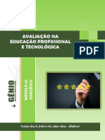 LIVRO Avaliacao Na Educacao Profissional e Tecnologica Ja Visto