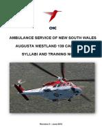 Asnsw Aw139 Training Notes Rev3