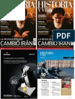 Revista Historia y Vida [Diciembre 2009]