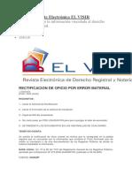 Revista Electrónica EL VISIR