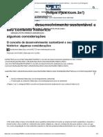 O Conceito de Desenvolvimento Sustentável e Seu Contexto Histórico_ - Jus.com.Br _ Jus Navigandi