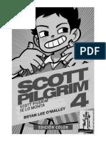 Comic 4 - Scott Pilgrim Color Se Lo Mon