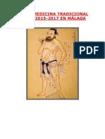 Curso Medicina Tradicional China Malaga