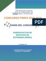 Bases Concurso Pnipa 2018-2019 Serex