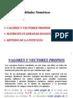 Semana15-Valores y Vectores Propios